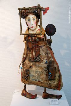Art Dolls: http://www.pinterest.com/khalees/hello-dolly