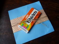 """""""chews"""" to study the scriptures (or conference talks)"""