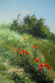 60 Easy And Simple Landscape Painting Ideas Watercolor Landscape, Landscape Art, Landscape Paintings, Watercolor Paintings, Pastel Landscape, Oil Painting Flowers, Pastel Art, Fine Art, Art Oil