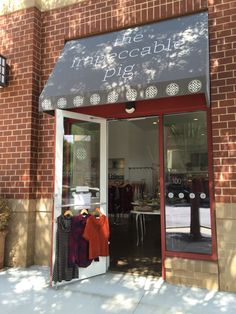 Fall is here and we had so much fun at our shop and share at The Impeccable Pig in South Park!