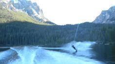 Get your water-ski on, at Redfish Lake Lodge!