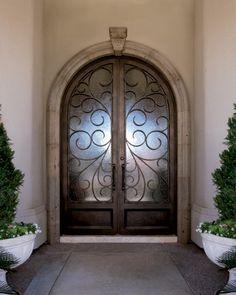 165 Best Mediterranean Doors Images In 2013 Entrance