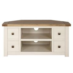 View more collections concerning antique cream corner tv stand, cream colored corner tv stand, cream corner tv stands, also a variety of tv cabinet and stand styles and choices. Tv Furniture, White Furniture, Upcycled Furniture, Living Room Furniture, Furniture Ideas, Corner Furniture, Corner Tv Stands, Corner Tv Unit, Corner Tv Stand Ideas