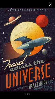 T R A V E L ☄ #spacetravel