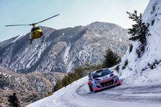 Ogier wint in Monte-Carlo, Neuville rijdt uit en wordt knap 5de. - RallyandRaces