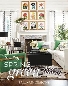 1038 best living room images on Pinterest | Ballard designs, Family ...