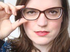 Autour de Cia: Mes nouvelles lunettes