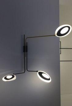 Olympia design D. Decoration, Olympia, Lamp Light, Lighting Design, Lamps, Wall Lights, Grey Stuff, Buttercup, Fiat