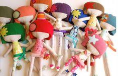 Bonecas de Pano / Imagens Fofas para Tumblr, We Heart it, etc - {Olhar 43} {Olhar 43}