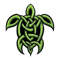 Yet, no matter how you go on about the kind of design that you like, we've put together a selection of some Celtic tattoos to give you plenty of motivation. Below, we are going to mention some Celtic turtle tattoo designs. Kopf Tattoo, Hawaiianisches Tattoo, Body Art Tattoos, Tatoos, Tattoo Cake, Wing Tattoos, Chest Tattoo, Sleeve Tattoos, Tribal Turtle Tattoos