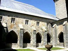 Orreagako Santa Maria Errege Kolegiata kalostra