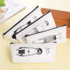 Cute Cocoa Kingdom school pencil case for girls Kawaii Silicone pencil bag Korean stationery pouch Office school supply canetas Pencil Cases For Girls, Cute Pencil Case, School Pencil Case, Free School Supplies, Office And School Supplies, Korean Children, Korean Stationery, Pencil Writing, Pencil Bags