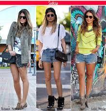 shortz jeans spike - Pesquisa Google