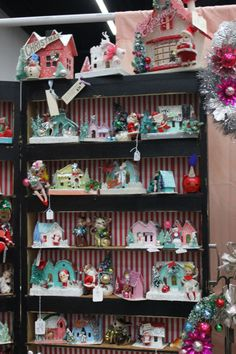 This was my seventh year as a vendor for Crafty Wonderland and once more it did not disappoint. 1980s Christmas, Christmas Past, Cozy Christmas, A Christmas Story, Vintage Christmas, Christmas Crafts, Red Christmas Lights, Decorating With Christmas Lights, Christmas Decorations