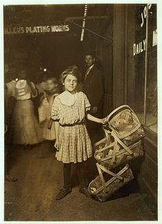 Library of Congress photo collection from the National Child Labor Committee