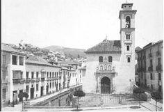 Iglesia de Santa Ana, 1855