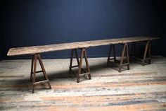 1stdibs.com | Large Trestle Table