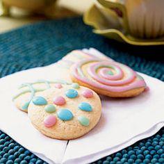 Easter Egg Cookies | MyRecipes.com
