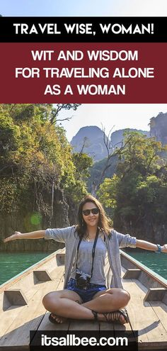 Want to improve your confidence while traveling solo as a woman? A witty guide on how to travel alone as a woman, whether you want to explore travelling to India alone as a woman, travelling the world as a young woman isn't as scary as the media make it o Solo Travel Tips, New Travel, Travel Alone, India Travel, Travel Usa, Travel Hacks, Travel Europe, Travel Essentials, Family Travel