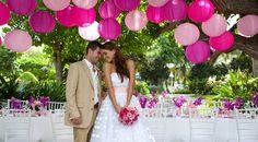 Confira dicas e fotos para uma decoração simples para casamento, sem deixar de lado a beleza e o charme da festa.