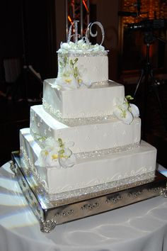 Wedding Cake by Morrell Caterers