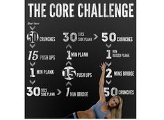 Core Workout Challenge | Work out your Core Strength | Tribesports