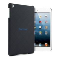 Barbour iPad mini Case – Blue Hard Shell - £29.95 by Proporta