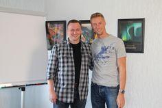 Mit Holger Backwinkel