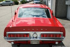1968 Ford Mustang - Shelby 350 GT | Classic Driver Market