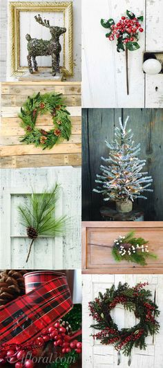 Decorate your home for the holidays and find all the winter wedding decorations you need at Afloral.com.