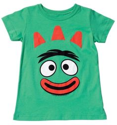 Yo Gabba Gabba! Clothing | Gabba Friends