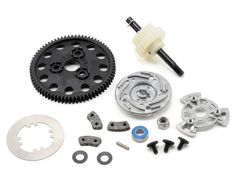 This is a Traxxas Torque Control Upgrade Kit, and is intended for use with the Traxxas T-Maxx monster truck. The Revo®-Spec Torque-Control slipper... TRA5351X