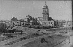 Antiguos cruces Guadix