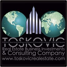 """""""TOSKOVIC Real Estate Business Investments & Consulting Company"""" """"TOSKOVIC ESPAÑA"""" www.toskovicrealestate.com"""