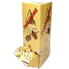 $19.99 for 60     http://www.thecandycity.com/wholesale-bulk-candy/toblerone-changemaker.html