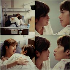 Do you want to kiss me?(*^3^)(۞_۞_) Cinderella And Four Knights_E15... #Cinderella_And_Four_Knights #Korean_Drama #TVN