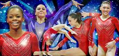 "I wish they'd ditch the glitz, but I don't think that will happen anytime soon. ""Creating the leotards for Team USA's gymnasts is a process that takes a year and a half, thousands of Swarovski crystals, and many rounds of testing."""