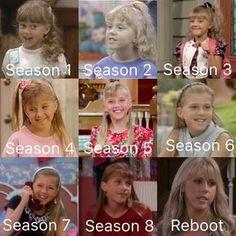 Full House - Stephanie Tanner Seasons 1-8