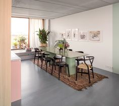 Ester Bruzkus Own Converted Apartment in Berlin, Germany | Yellowtrace