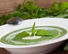 Soupe d'orties (facile, rapide) - Une recette CuisineAZ