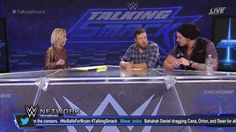 It's Baron Corbin's birthday, but on Talking Smack on WWE Network, he explains that The Lone Wolf needs no partner to succeed on WWE SmackDown Live.