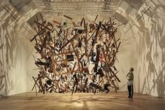 Image result for cornelia parker cold dark matter