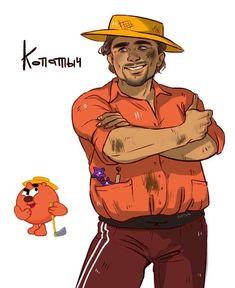 Как бы выглядели Смешарики, будь они людьми? | Кинематограф | Яндекс Дзен Cartoon Movie Characters, Anime Vs Cartoon, Cartoon Games, Cartoon Art, Fictional Characters, Character Concept, Character Design, Anime People, Like Animals