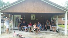 Fourth of July 2015 at the pierre house