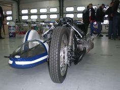 BMW Rennsport sidecar 500cc | Flickr - Photo Sharing!