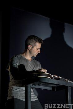 Josh Eustis / Nine Inch Nails - Performing at Outside Lands 2013 - http://8bitglitch.buzznet.com/photos/nineinchnailsperform/?id=68560335