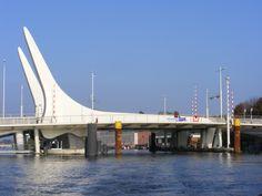 Nieuwe Prins Bernhardbrug, Zaandam
