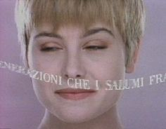 Read more: https://www.luerzersarchive.com/en/magazine/commercial-detail/24234.html Eredi Franchi [00:20]# Close-up on the face of a young woman. She seems to be enjoying the delicate smell of something. What it is we find out when type wafts by animated as if it were the good smell itself: For three generations Eredi Franchi Ham has been just another word ofr pleasure. Tags: Louisa Fachini,Nicola Zanardi,Studios, Milan,Mario Battistoni,Eredi Franchi,Lowe Pirella, Milan