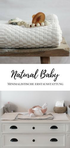 Minimalistische Erstausstattung fürs Baby {flowers on my plate}