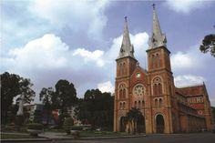 Heritage by Leonard A.F Tanasale - Notredam Cathedral @Ho Chi Minh City